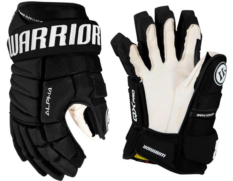 Хоккейные краги Warrior Alpha QX Pro Sr