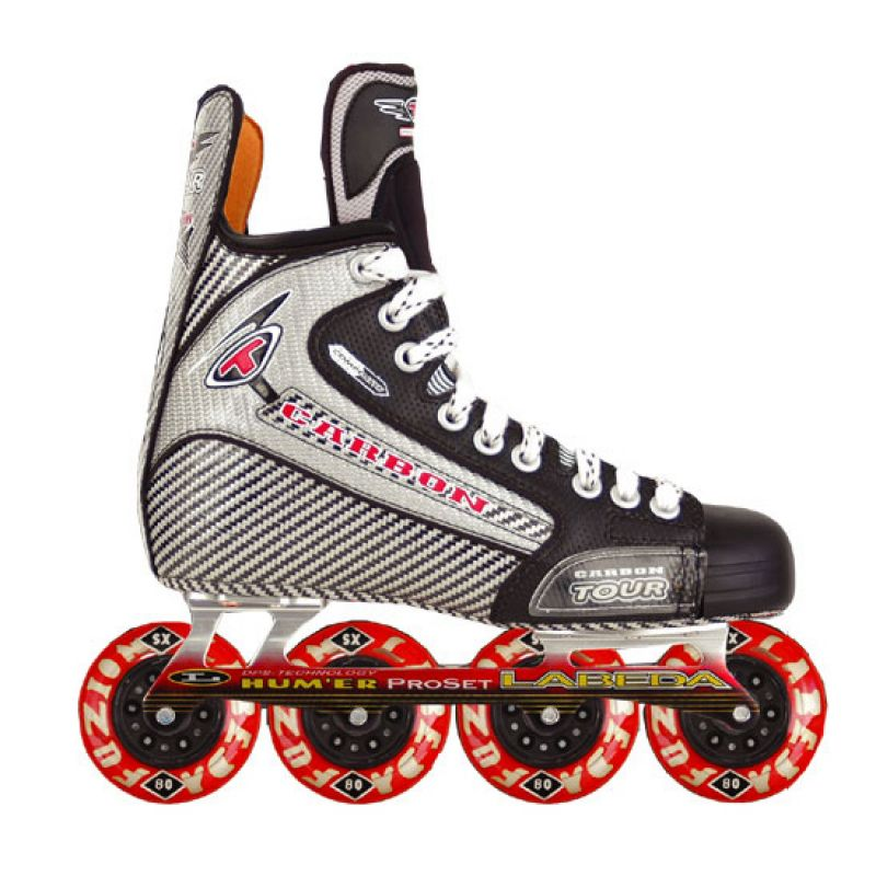 Хоккейные роликовые коньки Tour Code Carbon 98 BL Sr