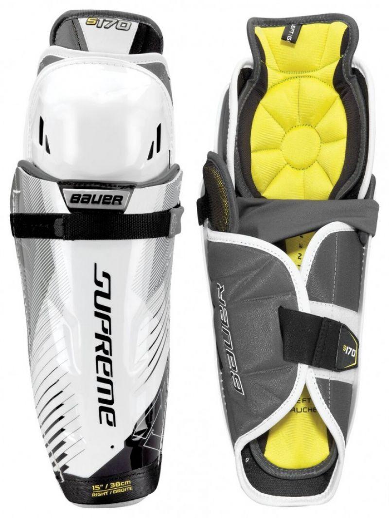 Хоккейные щитки Bauer Supreme S170 S17 Jr