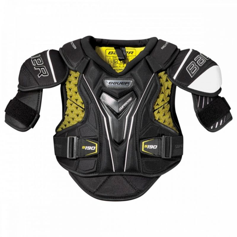 Панцирь хоккейный Bauer Supreme S190 Jr
