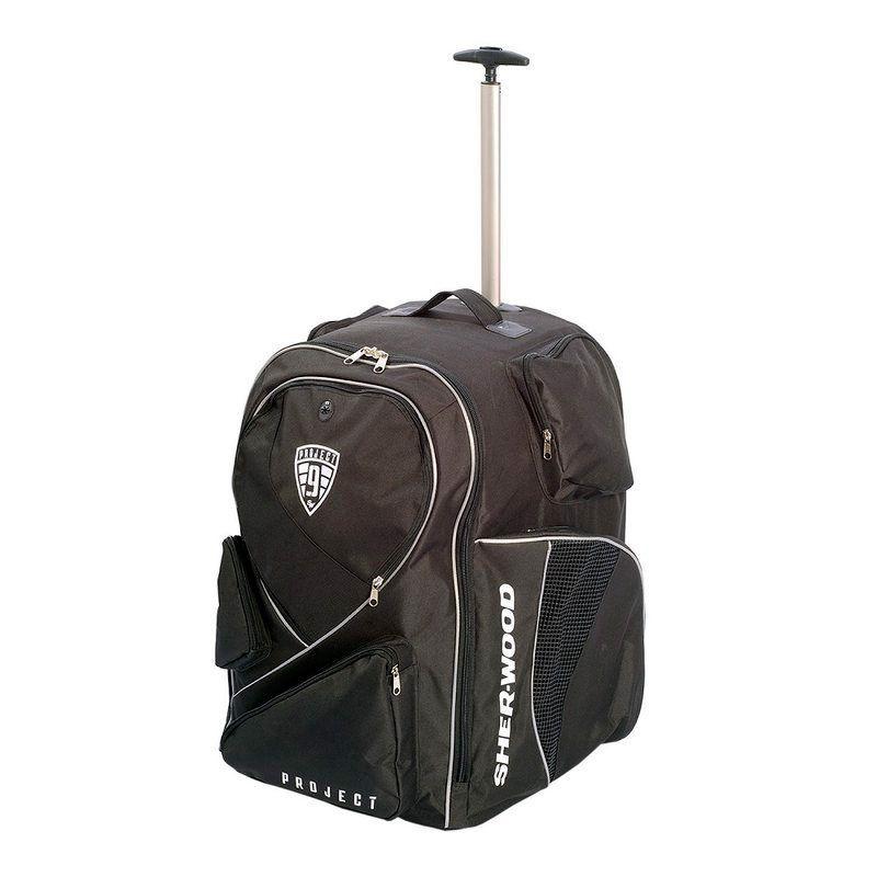 Хоккейный рюкзак на колёсах Sher-Wood Project 9