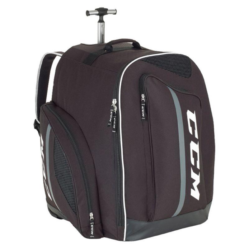"""Хоккейный рюкзак с колесами CCM 280 17"""" roll"""