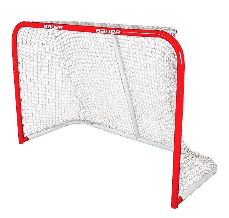 Хоккейный ворота Bauer Deluxe Official Pro Net