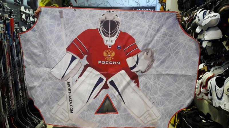 Имитатор вратаря для хоккейных ворот