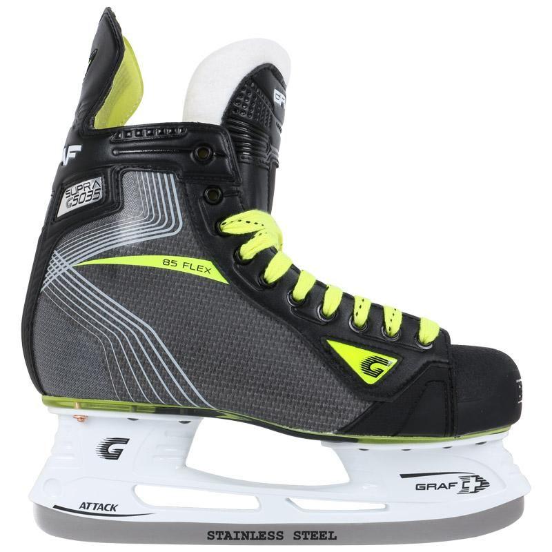 Коньки хоккейные GRAF Supra G5035 Sr