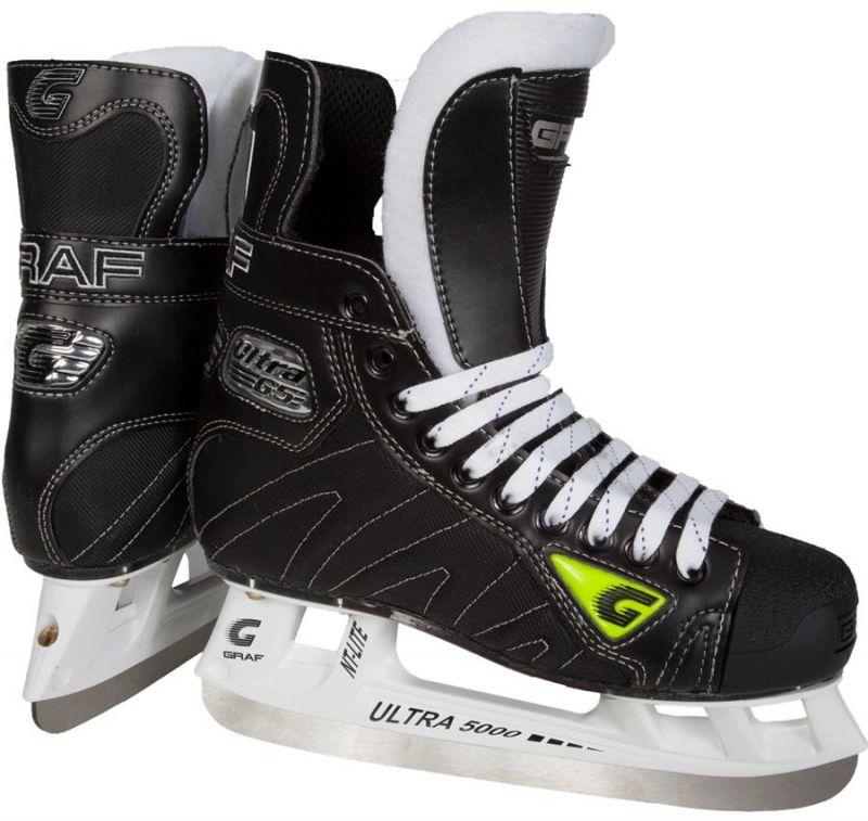Коньки хоккейные GRAF Ultra G5 Sr