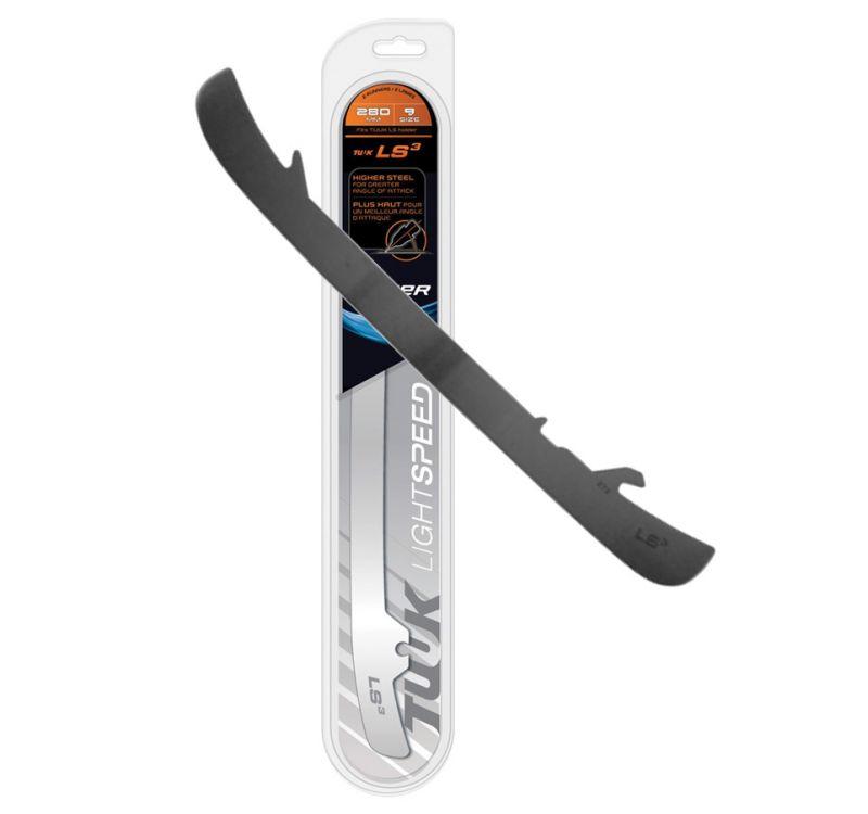 Хоккейные лезвия для коньков Bauer TUUK Lightspeed 3 (пара)