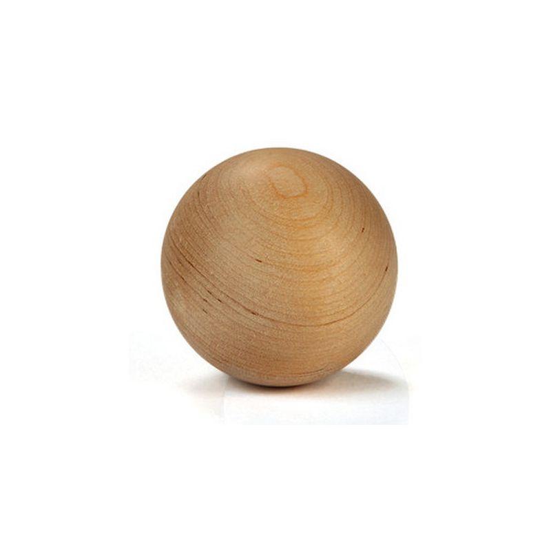 Мяч для дриблинга деревянный