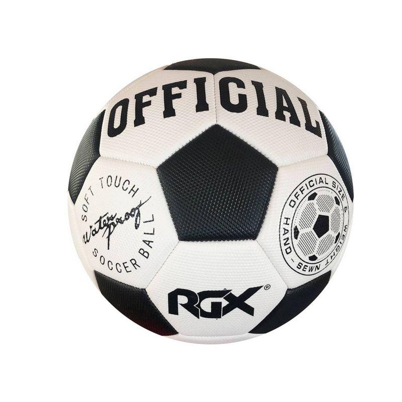 Мяч футбольный RGX-FB-1718 Black