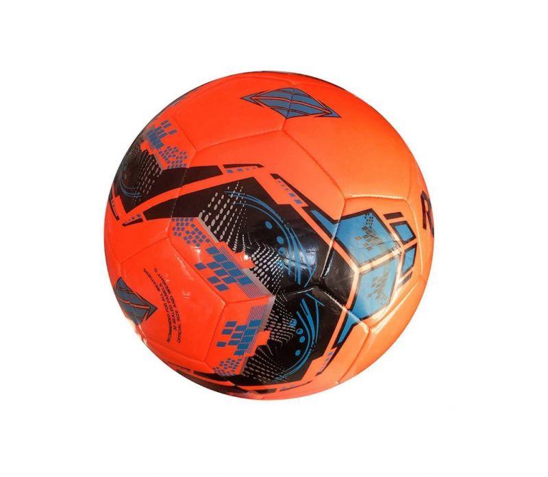 Мяч футбольный RGX-FB-2022 Orange/Blue