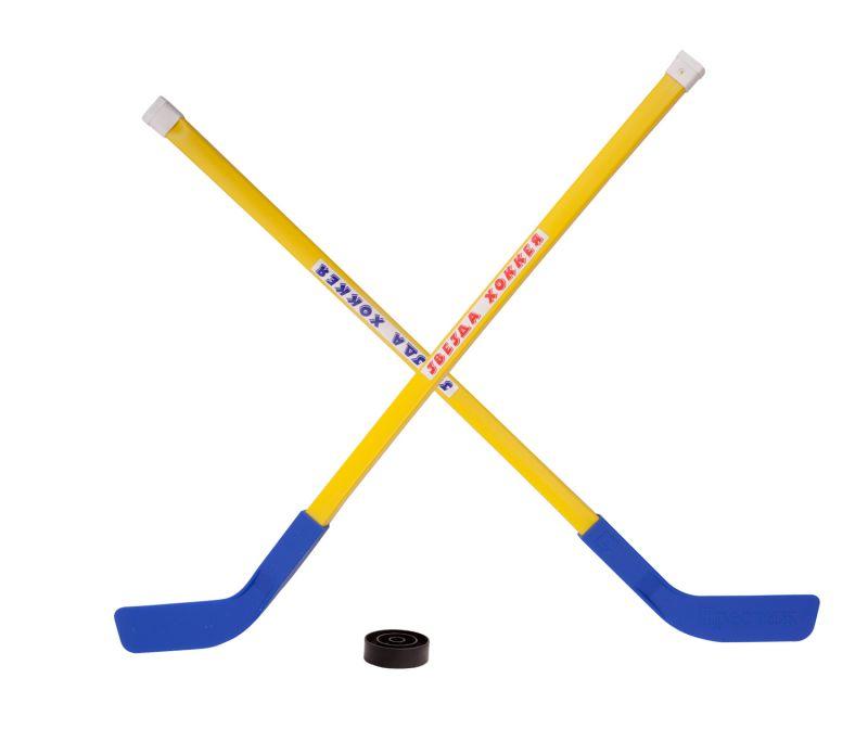 Детский набор для хоккея с шайбой