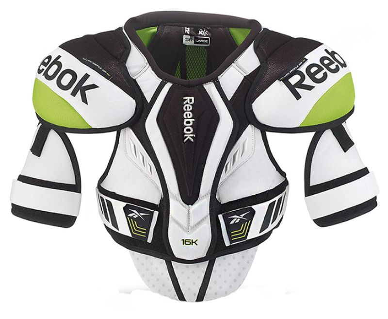 Хоккейный нагрудник Reebok Kinetic Fit 16K Sr
