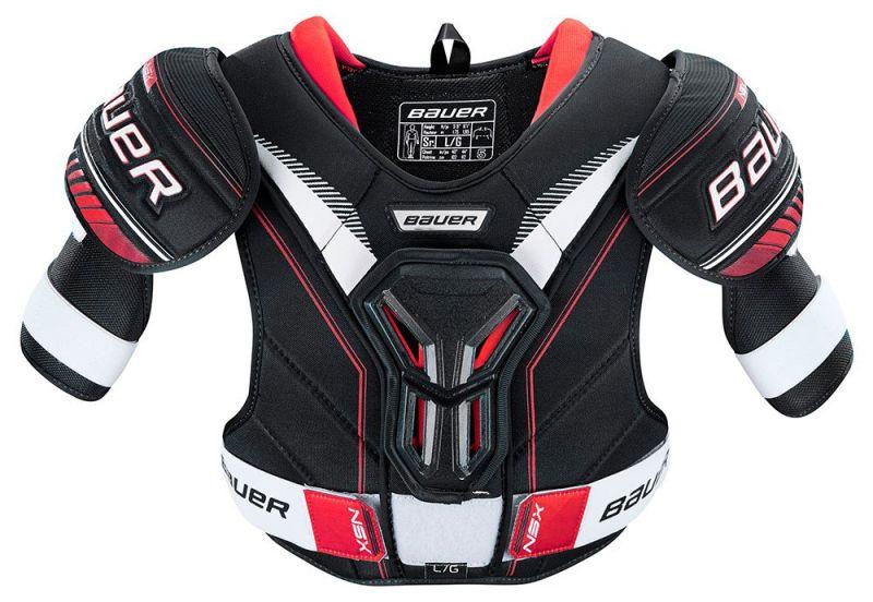 Хоккейный нагрудник Bauer NSX Jr