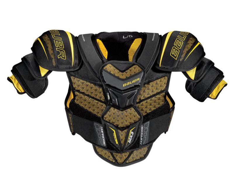 Хоккейный нагрудник Bauer Supreme TotalOne MX3 Jr