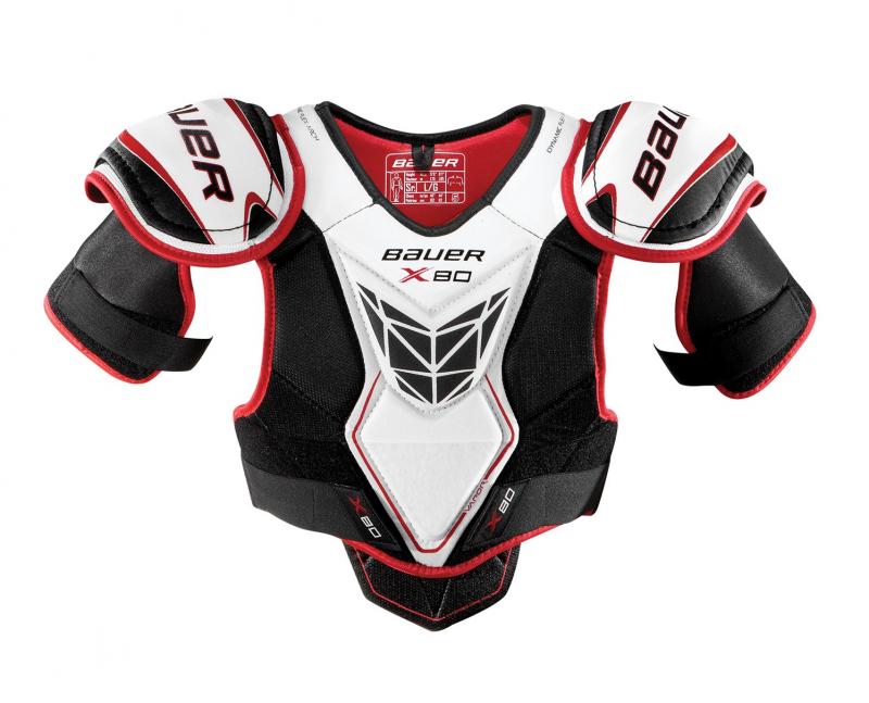 Хоккейный нагрудник Bauer Vapor X80 Jr