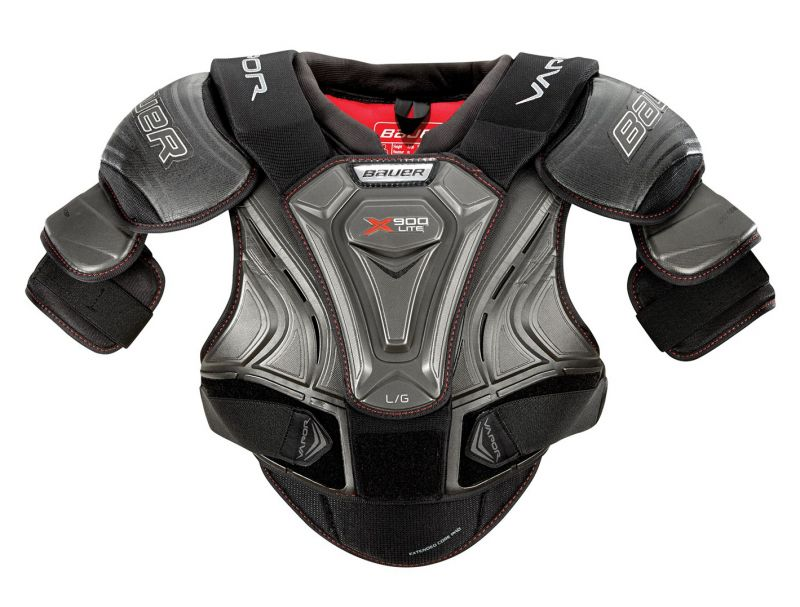 Хоккейный наплечник Bauer Vapor X900 Lite Sr