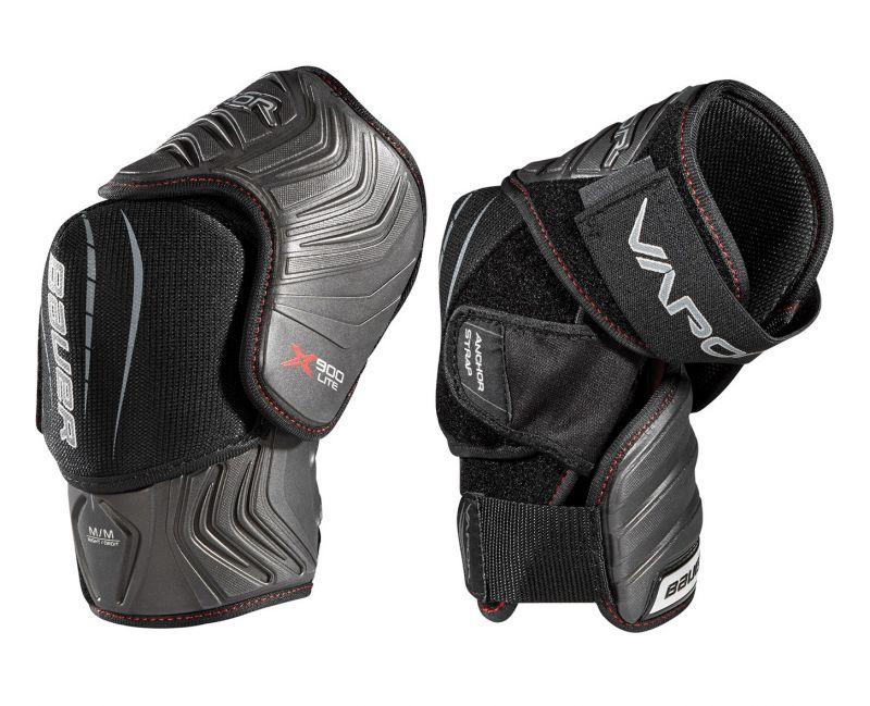 Налокотники хоккейные Bauer Vapor X900 Lite Sr