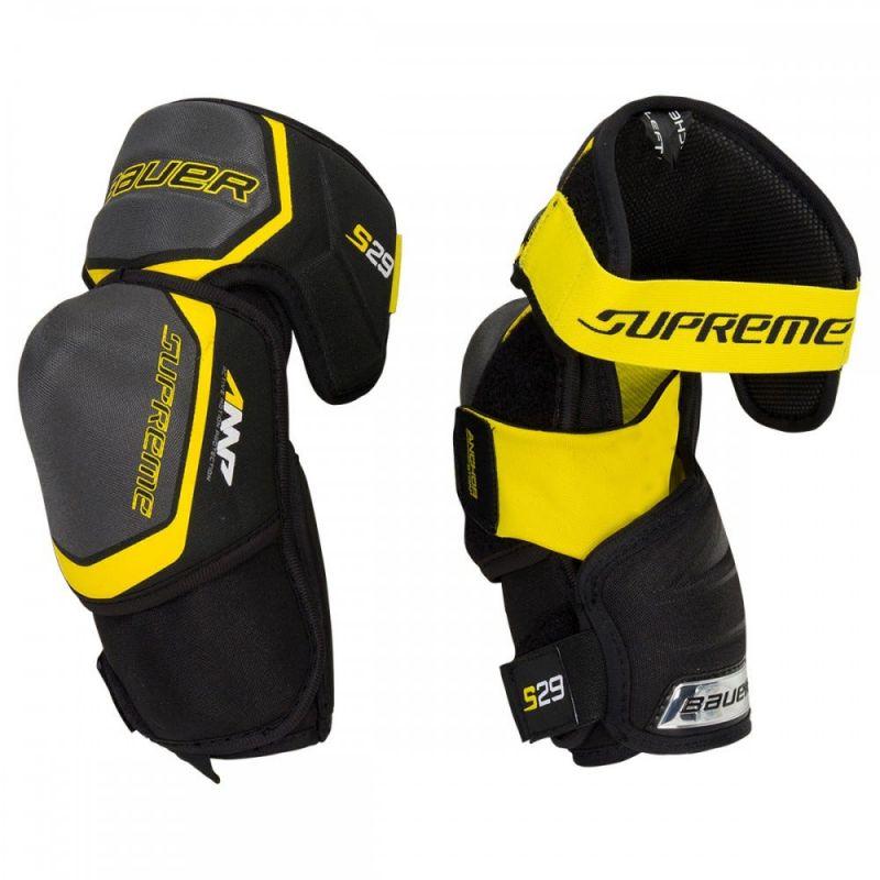 Хоккейные налокотники Bauer Supreme S29 Sr