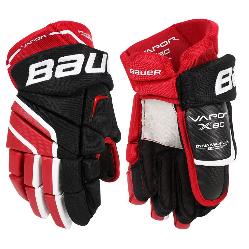Хоккейные перчатки Bauer Vapor X80 Sr