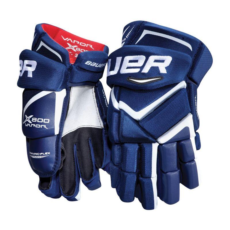Хоккейные перчатки Bauer Vapor X800 Sr