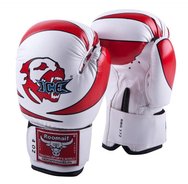 Перчатки боксерские Roomaif RBG-172 4 OZ