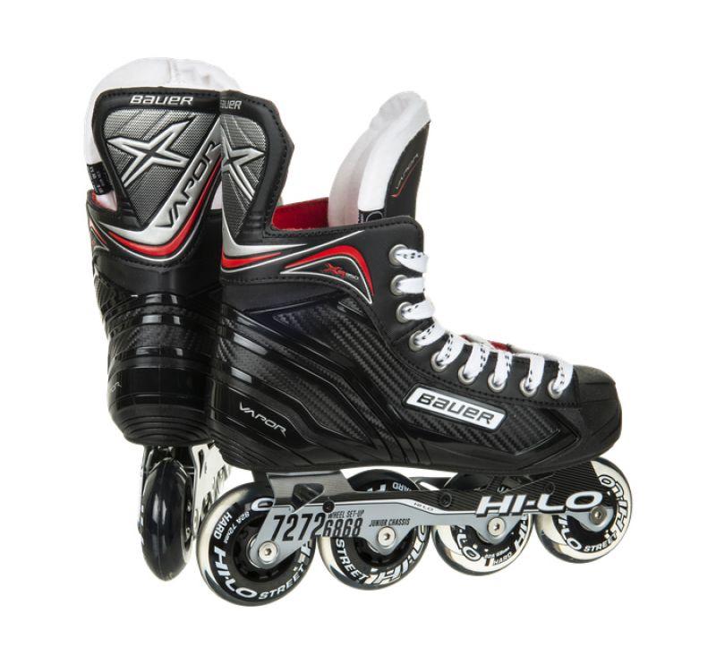 Хоккейные роликовые коньки Bauer Vapor RX300R Jr