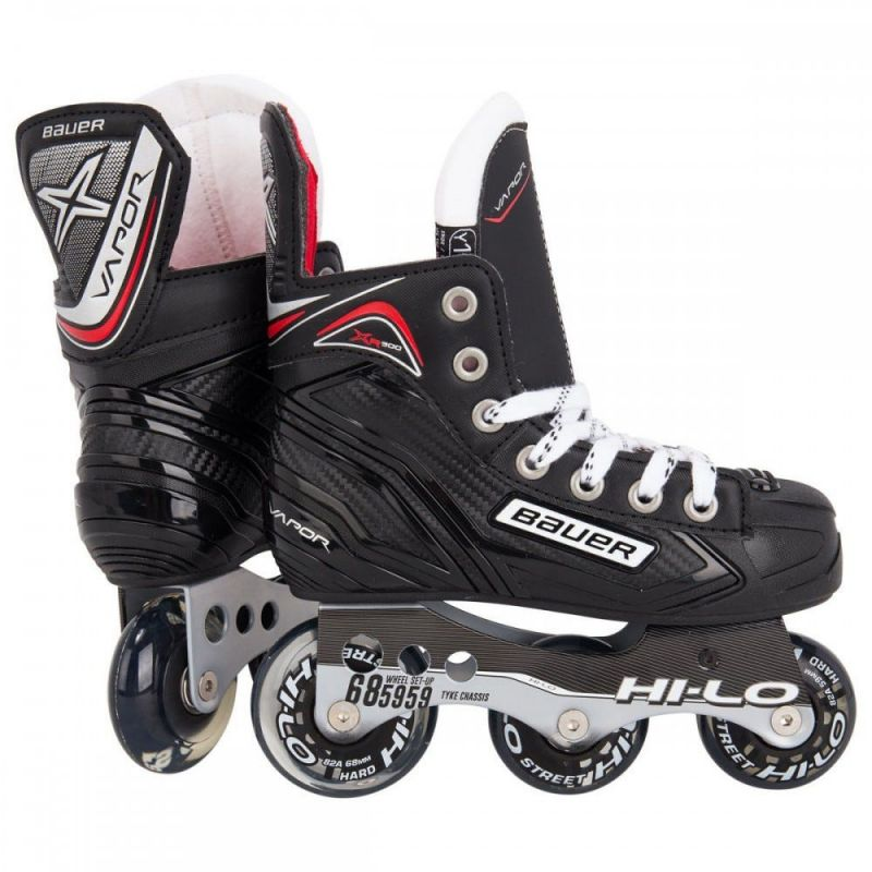 Хоккейные роликовые коньки Bauer Vapor RX300R Yth
