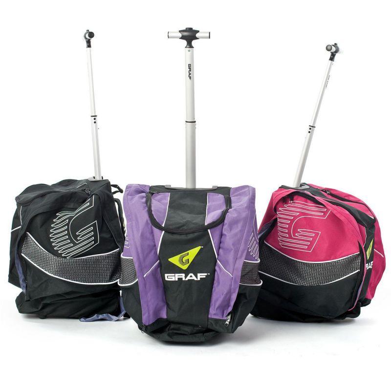 Сумка-рюкзак на колесах GRAF