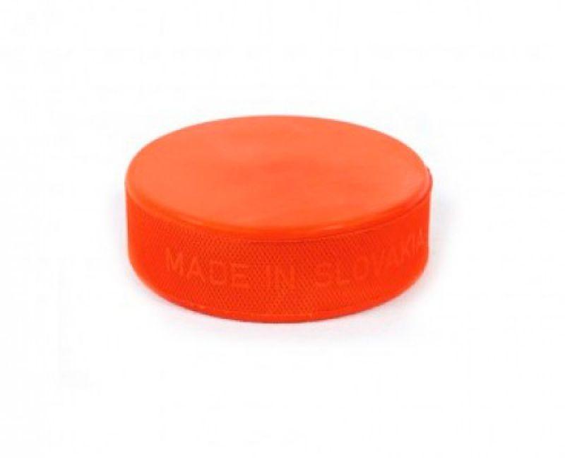 Шайба VEGUM утяжеленная тренировочная оранжевая