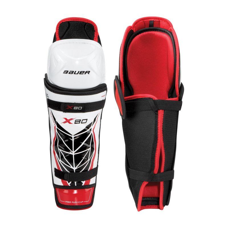 Щитки хоккейные Bauer Vapor X80 Jr