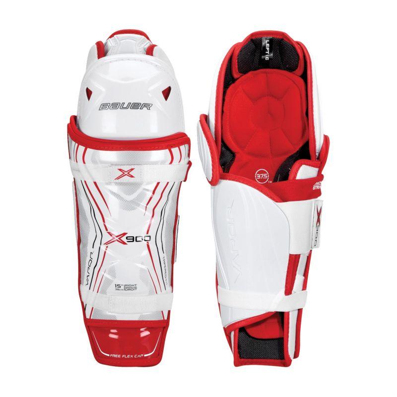 Щитки хоккейные Bauer Vapor X900 Sr
