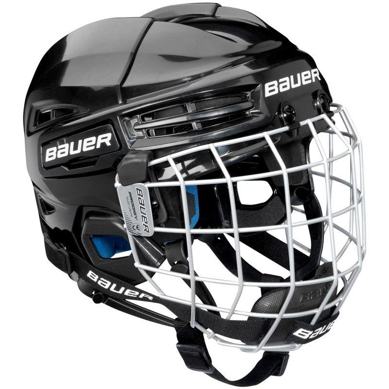 Детский хоккейный шлем Bauer Prodigy Yth с решеткой