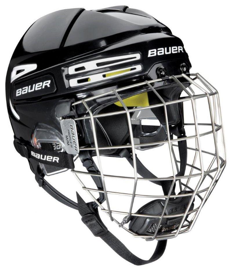 Шлем хоккейный Bauer RE-AKT 75 с маской