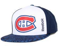 Бейсболка Reebok Snapback NHL Montreal Canadiens
