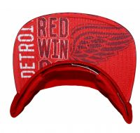 Бейсболка Reebok Snapback NHL Detroit Red Wings