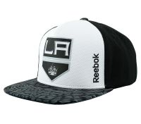 Бейсболка Reebok Snapback NHL LA Kings