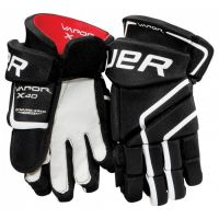 Хоккейные перчатки Bauer Vapor X40 Jr