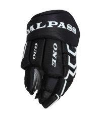 Детские хоккейные перчатки GOAL&PASS G30 Yth