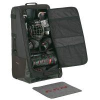 """Хоккейный рюкзак на колёсах CCM R150 33"""" roll"""