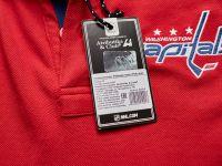 Поло NHL Washington Capitals