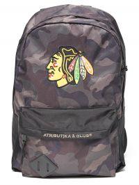 Рюкзак NHL Chicago Blackhawks (милитари)