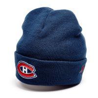 Шапка с вышивкой NHL